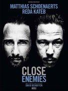 Frères ennemis - British Movie Poster (xs thumbnail)