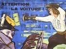 Beregis avtomobilya - French Movie Poster (xs thumbnail)