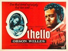 The Tragedy of Othello: The Moor of Venice - British Movie Poster (xs thumbnail)