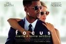 Focus - Italian Movie Poster (xs thumbnail)