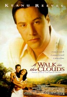 A Walk In The Clouds - Thai Movie Poster (xs thumbnail)