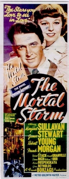 The Mortal Storm - Theatrical poster (xs thumbnail)