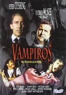 Incense for the Damned - Spanish DVD cover (xs thumbnail)