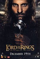 The Lord of the Rings: The Return of the King - Thai Movie Poster (xs thumbnail)