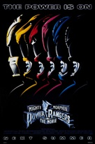 Mighty Morphin Power Rangers: The Movie - Movie Poster (xs thumbnail)