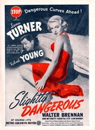 Slightly Dangerous - Movie Poster (xs thumbnail)