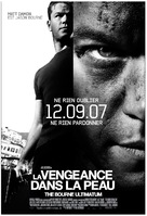 The Bourne Ultimatum - French poster (xs thumbnail)