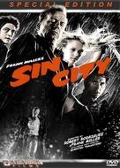 Sin City - Belgian Movie Cover (xs thumbnail)