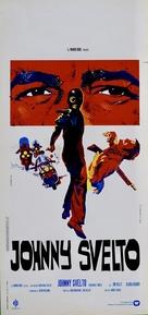 Black Belt Jones - Italian Movie Cover (xs thumbnail)