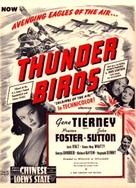 Thunder Birds - poster (xs thumbnail)