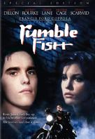 Rumble Fish - DVD cover (xs thumbnail)