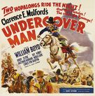 Undercover Man - Movie Poster (xs thumbnail)