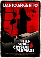 L'uccello dalle piume di cristallo - Re-release movie poster (xs thumbnail)