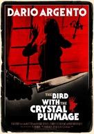 L'uccello dalle piume di cristallo - Re-release poster (xs thumbnail)