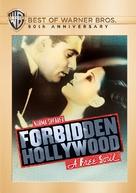 A Free Soul - British DVD movie cover (xs thumbnail)