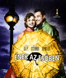 Singin' in the Rain - Hungarian Blu-Ray movie cover (xs thumbnail)