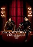 Luftslottet som sprängdes - Slovenian Movie Poster (xs thumbnail)