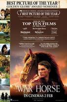 War Horse - Malaysian Movie Poster (xs thumbnail)