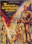 Winnetou - 2. Teil - French Movie Poster (xs thumbnail)