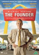 The Founder - Danish Movie Cover (xs thumbnail)