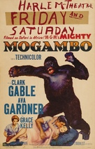Mogambo - Theatrical poster (xs thumbnail)