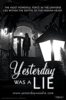 Yesterday Was a Lie - poster (xs thumbnail)