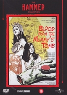 Blood from the Mummy's Tomb - Belgian Movie Cover (xs thumbnail)