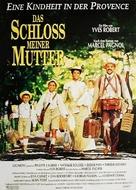 Château de ma mére, Le - German Movie Poster (xs thumbnail)