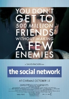 The Social Network - British Movie Poster (xs thumbnail)