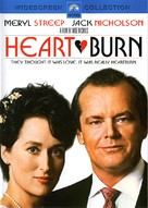 Heartburn - DVD movie cover (xs thumbnail)
