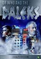 Dr. Who and the Daleks - British poster (xs thumbnail)