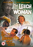 The Leech Woman - British Movie Cover (xs thumbnail)