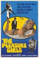 The Pleasure Girls - British Movie Poster (xs thumbnail)