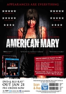 American Mary - British Video release poster (xs thumbnail)