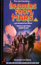 Invaders from Mars - British DVD cover (xs thumbnail)
