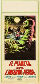 Monster from Green Hell - Italian Movie Poster (xs thumbnail)