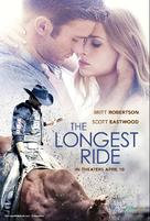 The Longest Ride - Movie Poster (xs thumbnail)