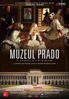 The Prado Museum. A Collection of Wonders - Romanian Movie Poster (xs thumbnail)