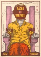 Sacco e Vanzetti - Hungarian Movie Poster (xs thumbnail)