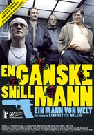 En ganske snill mann - Swiss Movie Poster (xs thumbnail)