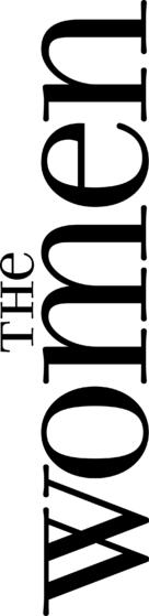 The Women - Logo (xs thumbnail)