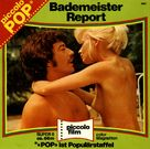 Bademeister-Report - German Movie Cover (xs thumbnail)