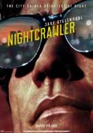 Nightcrawler - Swedish Movie Poster (xs thumbnail)