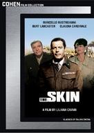 La pelle - DVD cover (xs thumbnail)