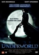 Underworld - French Movie Cover (xs thumbnail)