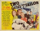 Two Girls and a Sailor - Movie Poster (xs thumbnail)