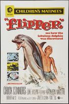 Flipper - Movie Poster (xs thumbnail)