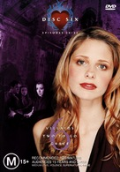 """Buffy the Vampire Slayer"" - Australian DVD movie cover (xs thumbnail)"