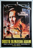 Circle of Iron - Turkish Movie Poster (xs thumbnail)
