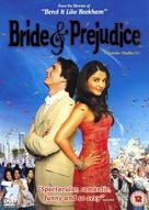 Bride And Prejudice - British DVD cover (xs thumbnail)